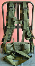 Genuine US Military Field Pack Frame LC-1 LC-2 Alice Pack Aluminum with Straps