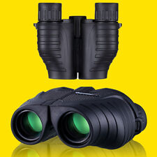 QANLIIY PAUL 10X25 Pocket Size Portable HD BK4 Night Vision Binoculars Telescope