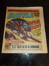 BATTLE PICTURE WEEKLY Comic- Date 24/04/1976 - UK Paper comic
