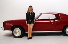 American Diorama car model figure - Sue -   AD-23837 1:24 - G scale
