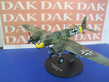 Die cast 1/72 Aircraft Henschel Hs 129B-1 Germany