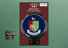 Royale Classic Car Badge & Bar Clip CITY of COVENTRY B1.1060
