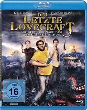 Der Letzte Lovecraft - Auf der Suche nach dem Relikt des Cthulhu Komödie BLU-RAY
