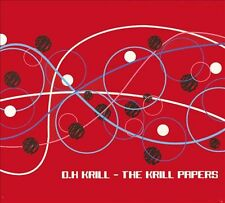 O.H. Krill - Krill Papers - 2000 DC Recordings Jazz UK Import NEW CD