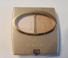 L'OREAL EYE SHADOW DUO WEAR INFINITE Golden Olive # 325 - New, sealed