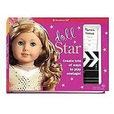 Doll Star: Create Lots of Ways to Play Onstage! American Girl Book