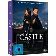 Castle - Staffel 3 - DVD - *NEU*