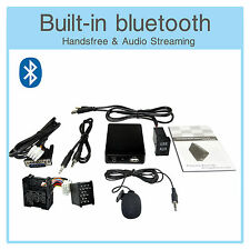 Bluetooth MP3 CD Changer Adapter + USB AUX Extension Cable for BMW E38 E52