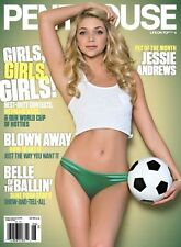 Penthouse June 2014 World Cup Football Soccer Special Edition