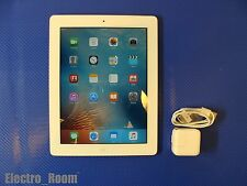 """Apple iPad 2 9.7"""" 16GB WiFi MC979LL A1395 WHITE with EXTRAS /#2"""