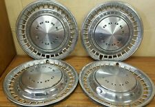 "1972 - 1976 Dodge Charger 14 "" Hubcaps Wheel Covers / Set of 4 - 73 74 75"