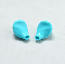 Yurbuds Replacement Enhancer Earbuds Size 5 Medium for Focus Inspire Duro (Blue)
