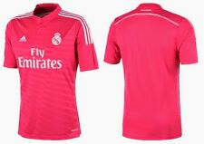 REAL MADRID FC AUTHENTIC FAN AWAY JERSEY BY adidas 2014/15 NWT XL