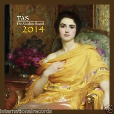 """TAS """"The Absolute Sound 2014"""" Stockfisch Audiophile CD Made in Germany Brand New"""