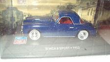 1/43ième - Simca 8 sport - 1952