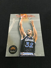 "SHAQUILLE ONEAL ""SHAQ TALK"" SCORING 1993 SKYBOX ORLANDO MAGIC BASKETBALL CARD"