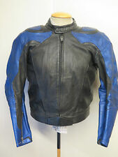"VINTAGE DAINESE CAFE RACER MOTO in Pelle Giacca Biker M 40 ""EURO 50"