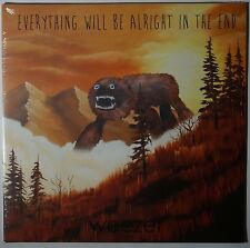 Weezer - Everything Will Be Alright At The End LP/Download NEU/SEALED gatefold