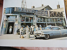 1954 Brooklyn Gravesend McGuinness Restaurant 2115 Emmons Av. Sheepshead Bay NYC