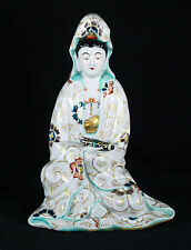 Antique Japanese Porcelain Kwan-Yin 19th Century