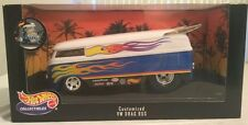 HOT WHEELS COLLECTIBLES 1:18 SCALE CUSTOMIZED VW DRAG BUS