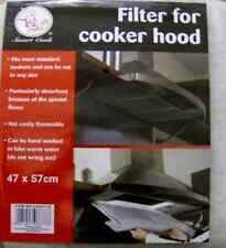 UNIVERSAL COOKER HOOD FILTER - EXTRACTOR FAN FILTER GREASE - OVEN HOB