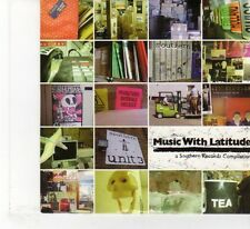 (FR197) Music With Latitude, 20 tracks - 2004 Rocksound CD
