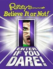 Annual: Enter If You Dare! 7 by Ripley's Believe It or Not Editors and Geoff Ti…