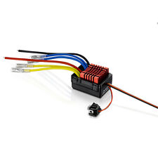 Original Hobbywing Quicrun Dual 60A Brushed Waterproof Motor ESC 1/10 Boat Car I