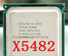 Intel Xeon X5482 / 3.20GHz / 12MB / 1600MHz (SLANZ) 771~775 Server Processor