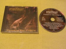 The Steamboat Band Runners And Riders 1995 CD Album Alternative Rock