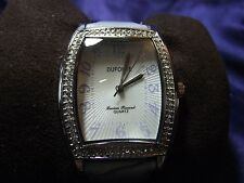 Womans Dufonte Watch with Light Blue Band **Nice** B37-167