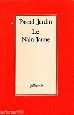 Le Nain Jaune / Pascal JARDIN // Biographie // Mémoires // Primé // 1ère Edition