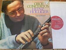 6500 174 Mozart / Strauss Oboe Concertos / Holliger / de Waart