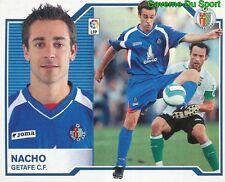 NACHO ESPANA GETAFE.CF STICKER LIGA ESTE 2008 PANINI
