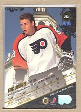 Eric Lindros 233 1993-94 Leaf Set (Scan is back of card)