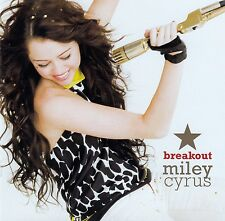MILEY CYRUS : BREAKOUT / CD - TOP-ZUSTAND