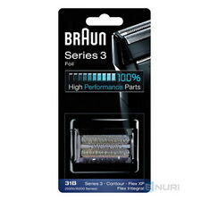 Braun 31B Series3 Foil Refill Replacement Only Foil Shaver's Foil / No Cutter