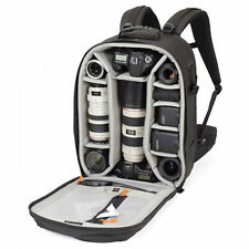 Lowepro Pro Runner 450 AW DSLR Camera Bag Backpack Case With All Weather Cover