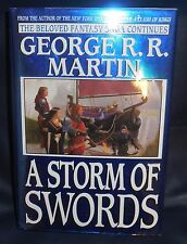 A Storm of Swords 1st/1st. George R. R. Martin