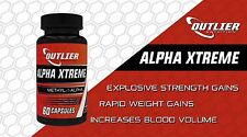Alpha Xtreme | Outlier Nutrition | 20mg | 60 Caps | Alpha 1 Max Blackstone Labs