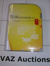 Microsoft MS Office Outlook 2007 For 2 PCs Full Retail English Version =NEW BOX=