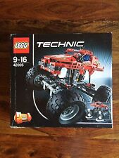 NEW and RARE!LEGO Technic 42005 Monster Truck 329 pcs