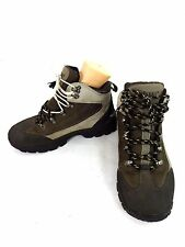 DENALI MENS BROWN LEATHER HIKING BOOTS SIZE 9 US 8 UK