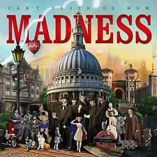 MADNESS CAN'T TOUCH US NOW CD (PRE-ORDER RELEASED on October 28th 2016)
