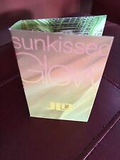 SUNKISSED GLOW  by J LO Jennifer Lopez Eau de Toilette SAMPLE .o4fl.oz/1.2 ml