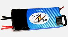 Power Supply 12 Volt DC 75 AMP 900 Watt for RC Lipo Charger Blue Carbon Fiber