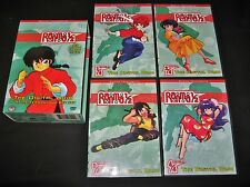 Ranma 1/2: Digital Dojo - Complete TV Season 1  (4-Disc Anime Box Set)