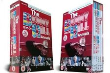 THE BENNY HILL  Annuals 1970-1979   New & Sealed   12-Disc Box Set    Fast  Post