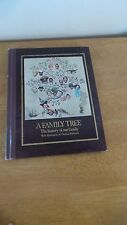 A Family Tree - The history of our family - Hardcover - 1980